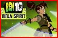 Giochi di Ben Ten Alien Force – Ben 10 Ninja Spirit