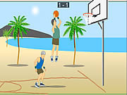 Giochi di Basket Online - Air Raid Basketball