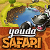 Giochi di Zoo Safari - Youda Safari